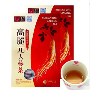 GORYO-Ginseng-Tea-Korean-Ginseng-Tea-3g-100-Tea-Bags
