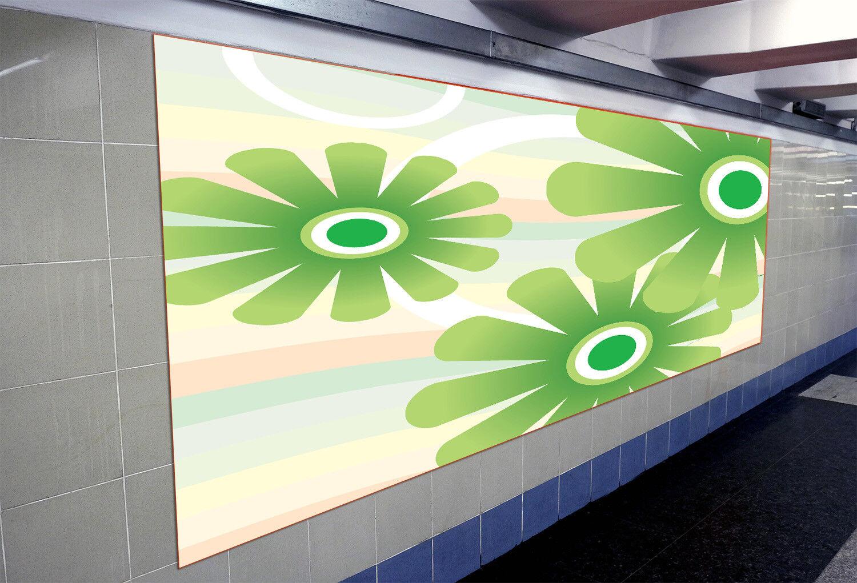 3D Flowers 4028 Wallpaper Murals Wall Print Wallpaper Mural AJ WALL AU Kyra