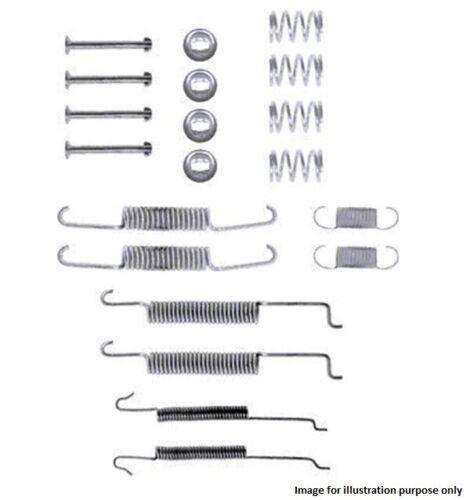 Scarpe Posteriore Freno A Tamburo Kit di accessori di montaggio RICAMBIO SPARE-Mintex MBA757