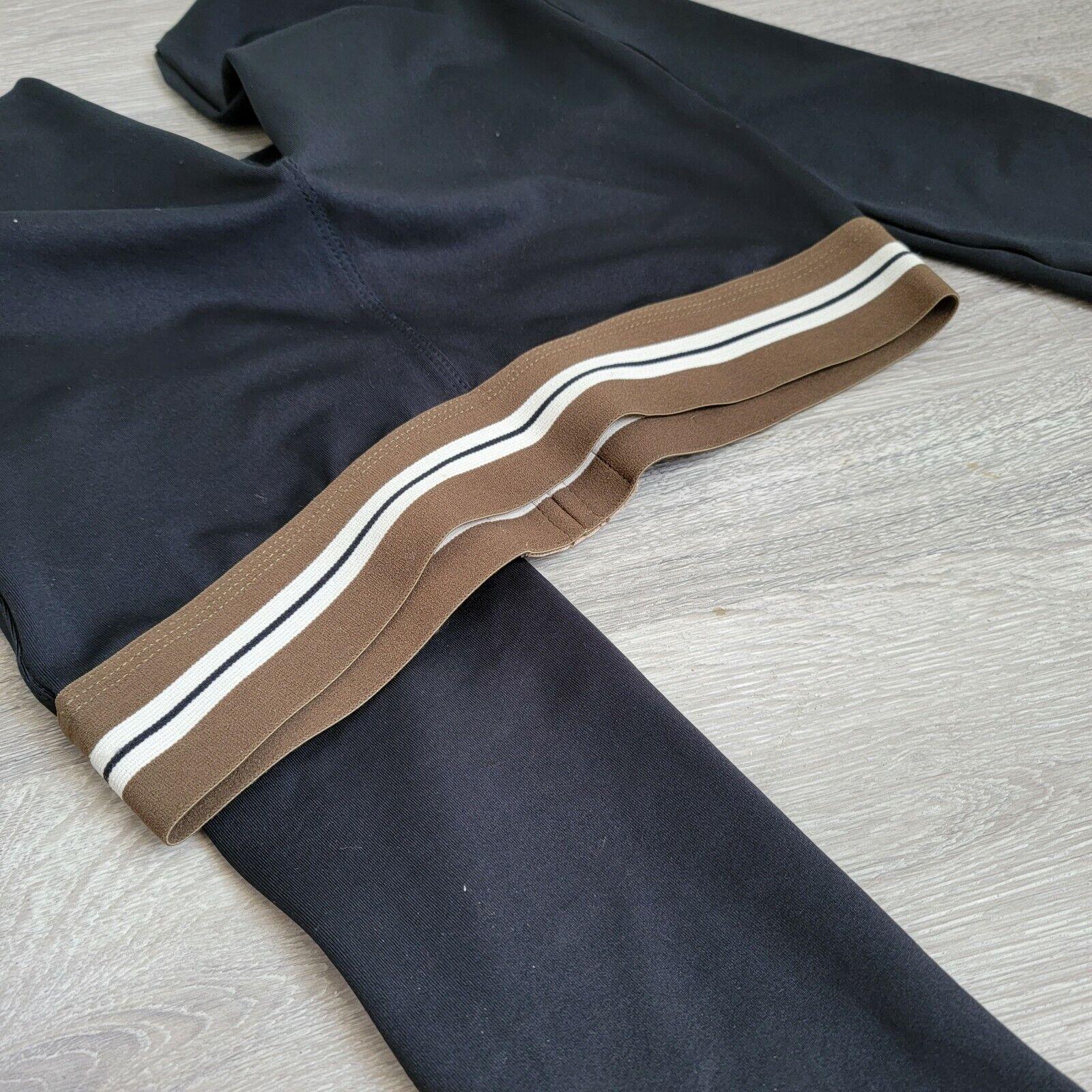 Olympia Activewear AJAX Full Lenght Black Jet Leg… - image 12