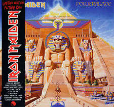 Iron Maiden - Powerslave - Limited 180gram Picture Disc Vinyl LP *NEW*