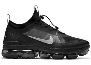 Nike-Air-Vapormax-2019-Utility-Mens-US-10-UK-9-BV6351-001-Running-Sneakers-Shoes