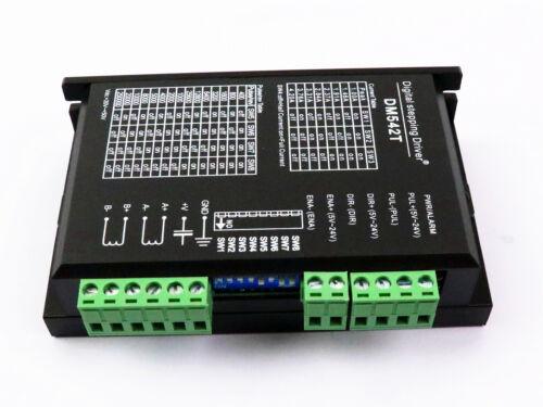DM542T For Leadshine 1-4.2A 20-50V DC Stepper Motor Driver Controller