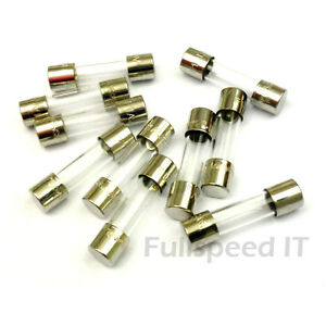 20mm-Quick-Blow-Glass-Fuse-Pack-of-10-Fuses