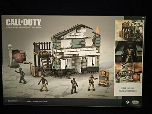 Mega Bloks Call Of Duty Collector Construction Sets Sets Sets Zombies Nuketown 397 PCS 1ad296
