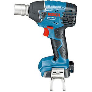bosch gds18v li cordless impact wrench drill solo version ems free. Black Bedroom Furniture Sets. Home Design Ideas
