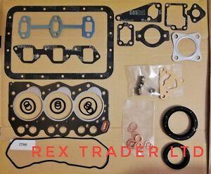 Details about Complete Kit Yanmar 3TN66, 3TN66UJ, John Deere 332/330 66mm  bore 3 Cyl