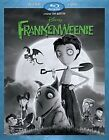 Frankenweenie 0786936831153 With Winona Ryder Blu-ray Region a