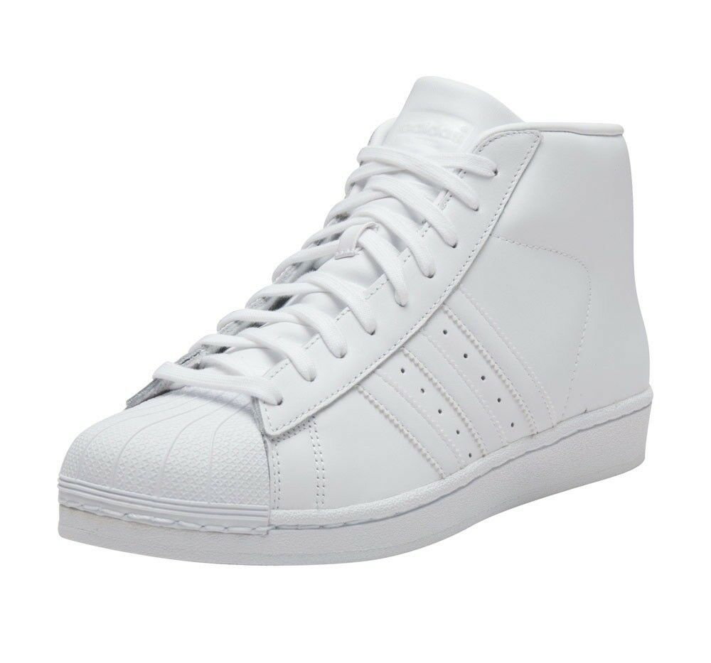 Adidas Originals Promodel Trainers Hi top boots Version Of The Adidas Superstar