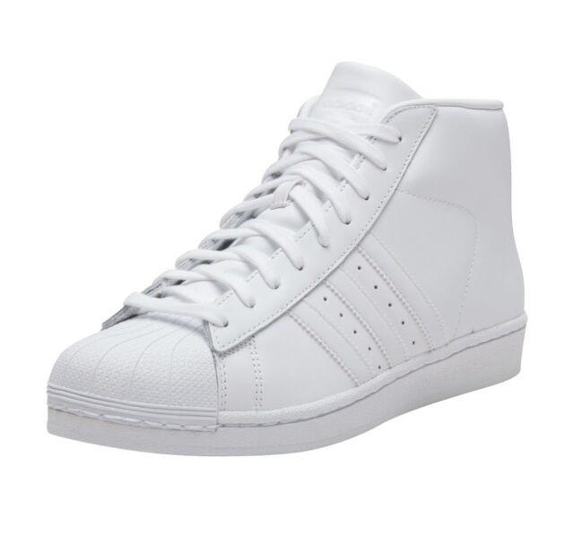 Adidas Originals Promodel Trainers Hi top boots Version Of The Adidas Superstar