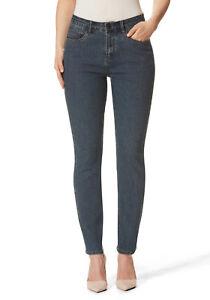 Stooker-Nizza-Damen-Stretch-Jeans-Hose-BLUE-STONE-Tapered-FIT-ehem-DUBAI