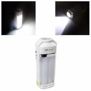 New DP LED Emergency Rechargeable Lantern Torch Light Emergency White Light