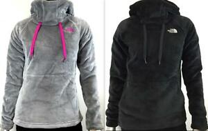 NEW WOMEN S THE NORTH FACE BELLARINE HOODIE SUPER SOFT FLEECE CUP4 ... 513942f45