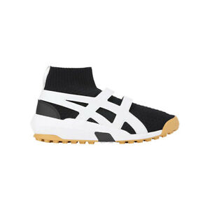 Onitsuka-Tiger-Knit-Trainer-Sneaker-Uomo-1183A418-001-Black-White