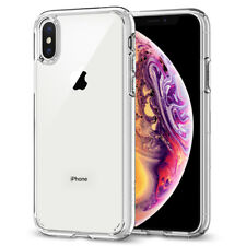 iPhone XS / XS MAX | Spigen® [Ultra Hybrid] Hybrid Bumper Shockproof Case Cover