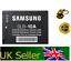 Genuina Original BATERÍA Samsung SLB-10A SL102 SL202 SL420 SL620 SL820 PL65 PL60