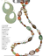 """PREMIER DESIGNS JEWELRY /""""SHADES OF CHIC/"""" NECKLACE  P0106"""