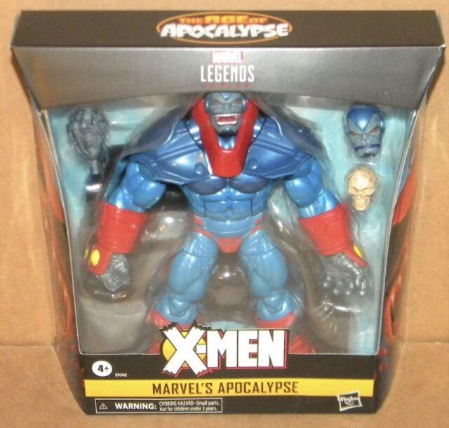 "APOCALYPSE Marvel Legends Deluxe 6"" Action Figure 2020 X-Men Age of Apocalypse"