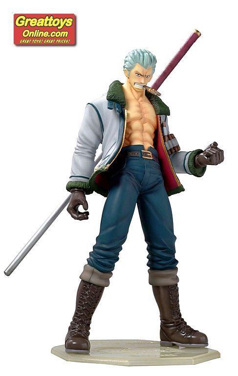 P.O.P Portrait Of Pirates One Piece NEO Smoker Toei Asia Megahouse 4535123712791