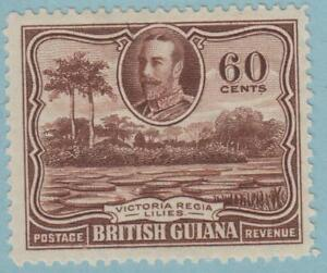 BRITISH-GUIANA-219-MINT-HINGED-OG-NO-FAULTS-EXCELLENT