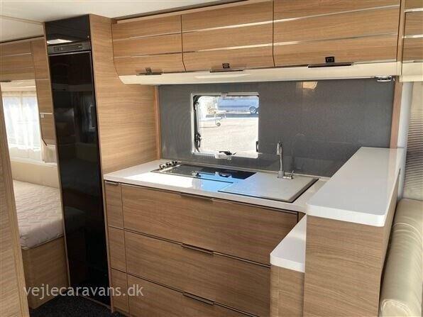 Adria Adora 613 UL, 2018, kg egenvægt 1450