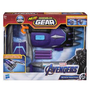 Avengers - Juguete Assembler Gear Black Panther (Hasbro E3311EU4)