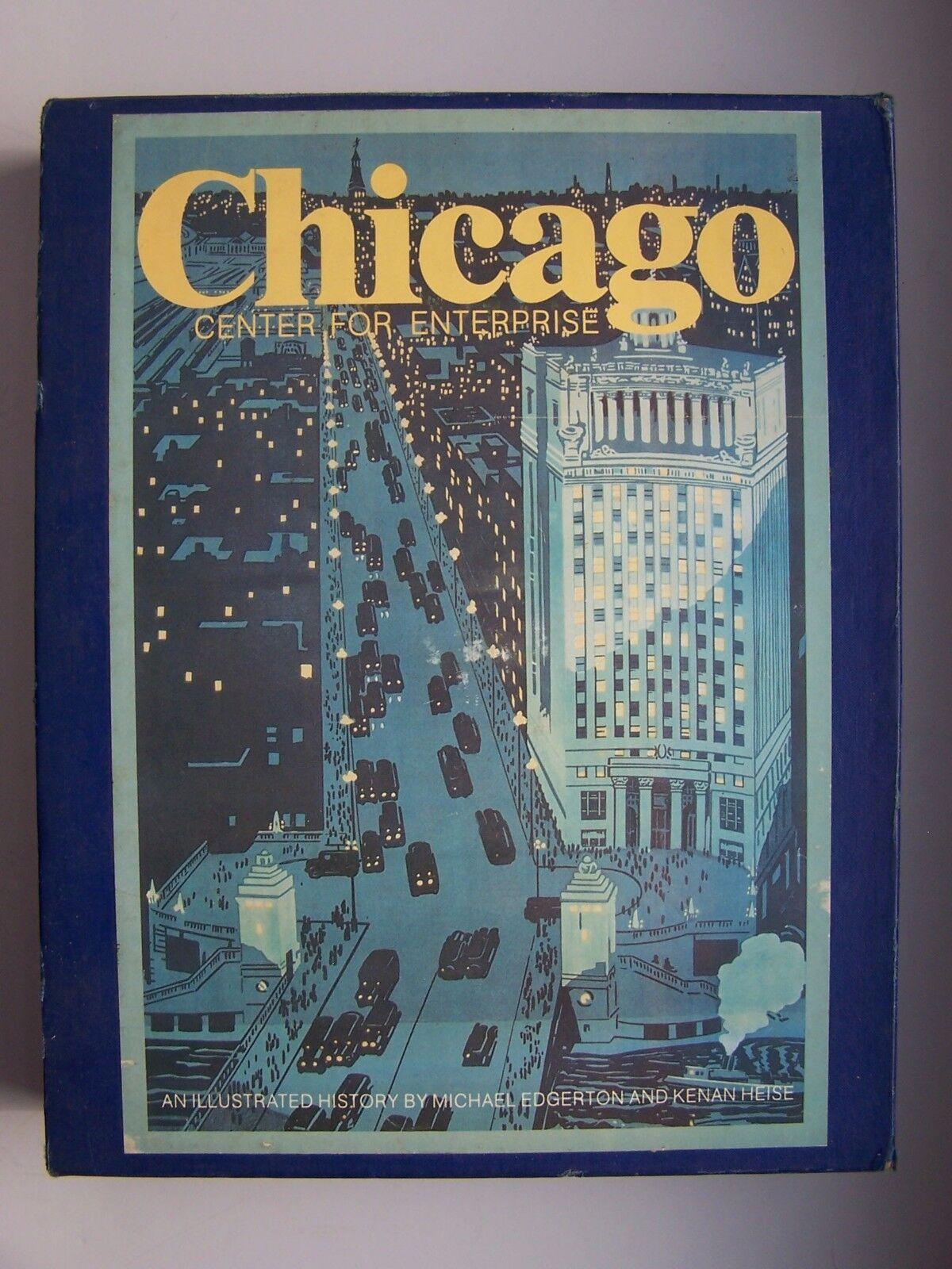 Chicago Center For Enterprise 2 Volume Set in a Slipcas