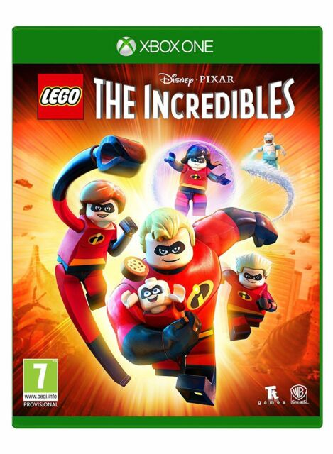 LEGO The Incredibles (Xbox One)  Brand New & Sealed UK PAL