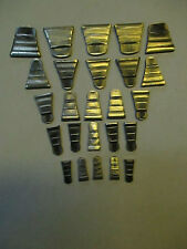 25-METAL WEDGES FOR HAMMER HANDLES MAUL HANDLES/AXES USA ASSORTMENT 5 SIZES NEW