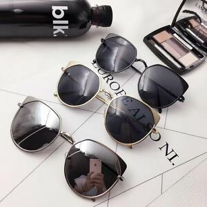 Fashion-Sunglasses-Women-039-s-Vintage-Shades-Oversized-Hollow-Lace-Cateye-UK-SELLER