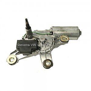 VW-Golf-MK4-trasero-limpiaparabrisas-motor-1J6-955-711-C-Bosch-0-390-201-557