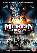 Nia Ann, Carys Eleri-Merlin and the War of the Dragon Empir (UK IMPORT)  DVD NEW