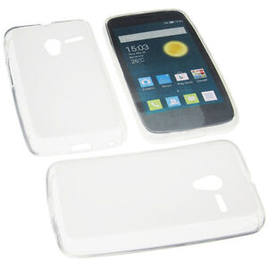 Funda-para-Alcatel-One-Touch-Pixi-3-4-0-3G-4G-Funda-de-movil-TPU-Transparente