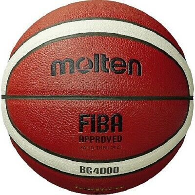 Molten Indoor Basketball Gf5x Dbb Fiba Premium Composite Leather Bgf5x Size 5
