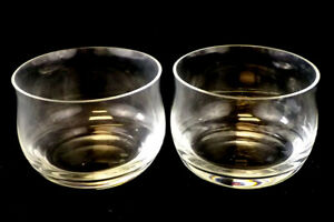 Lot-Of-Two-Vintage-Glass-Bowls