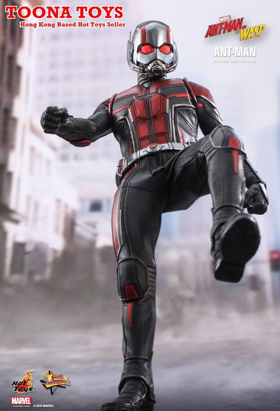 heta leksaker 1  6 MMS497 Ant man & The Wasp - Ant man PRE -ORDER Q3 -Q4,2019