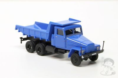 Herpa 307581 IFA G5 Muldenkipper blau  HO NEU