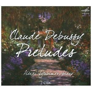 FREE US SHIP. on ANY 3+ CDs! USED,MINT CD C. Debussy: Debussy: Preludes Import