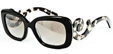 Prada Sunglasses / Sonnenbrille  SPR27O UAO-4O0 Gr. 53 Insolvenzware # 69 (73)
