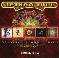 JETHRO TULL - ORIGINAL ALBUM SERIES VOL.2: 5CD ALBUM SET (2016)