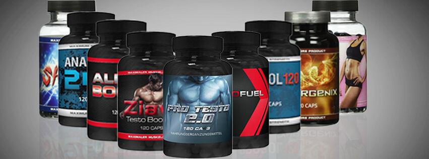 XT² GENIX Muskelaufbau extrem + + + MUSCLE ZX² Testosteron Booster Anabolika Ersatz 566d84