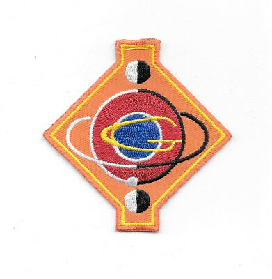 The Last Starfighter Movie Starfighters Logo Embroidered Patch NEW UNUSED