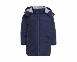 Baby Boys Hugo Boss J06149 849 Navy Puffer Jacket