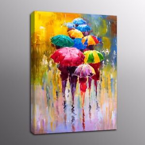 COLOURFUL ABSTRACT PAINTING MUSIC INSTRUMENTS BOX CANVAS PRINT WALL ART PICTURE