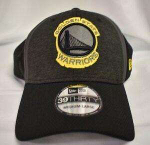 New Era 39Thirty NBA Golden State Warriors Clubhouse Hat Cap New S M ... 8b3140c7d94