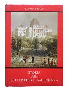 Storia-della-letteratura-americana-Salvatore-Rosati-Eri-1967