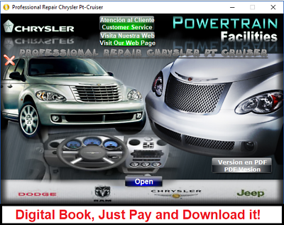 # OFFICIAL WORKSHOP MANUAL service repair FOR CHRYSLER PT CRUISER 2000-2009