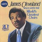 James Cleveland with the World's Greatest Choirs (25th Anniversary Album) by James Cleveland (CD, Aug-1995, Savoy Gospel)