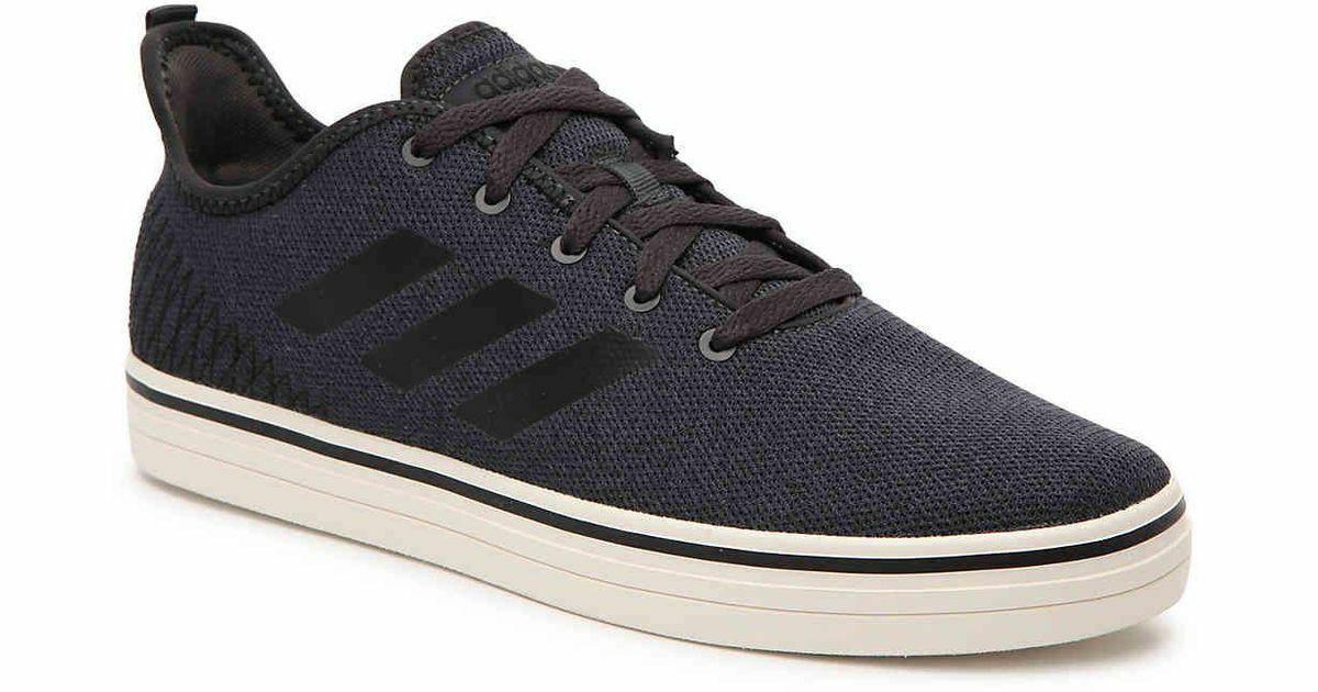Nuovi uomini è adidas vero brivido nero   bianco scarpa da ginnastica di scarpe da ginnastica con lo skateboard | Nuovo Arrivo  | Scolaro/Ragazze Scarpa