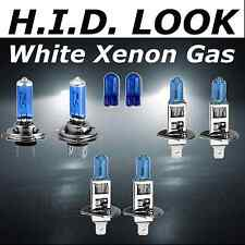 H7 H1 H1 501 100w Blanco Xenon Hid Mira Alta Baja Niebla Beam Faro Bombilla Pack